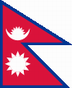Flaga Nepalu | Vlajky.org